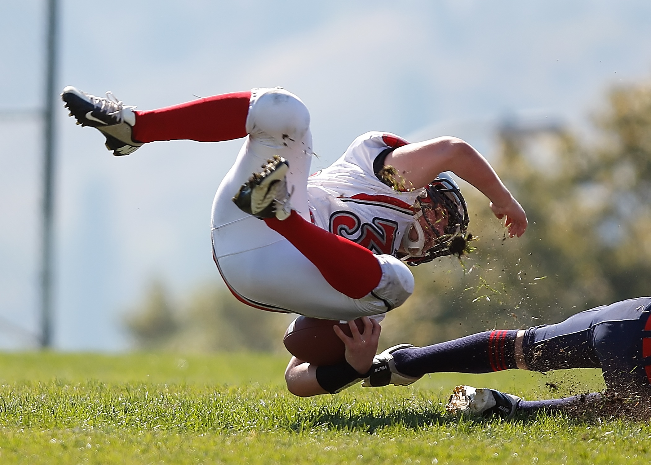 concussions football