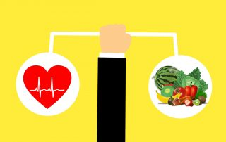 blood pressure heart healthy food