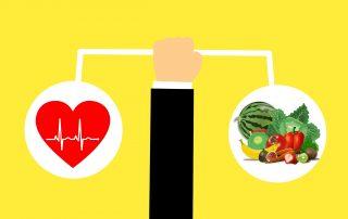 blood pressure heart healthy food