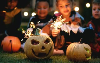 carved pumpkin Halloween