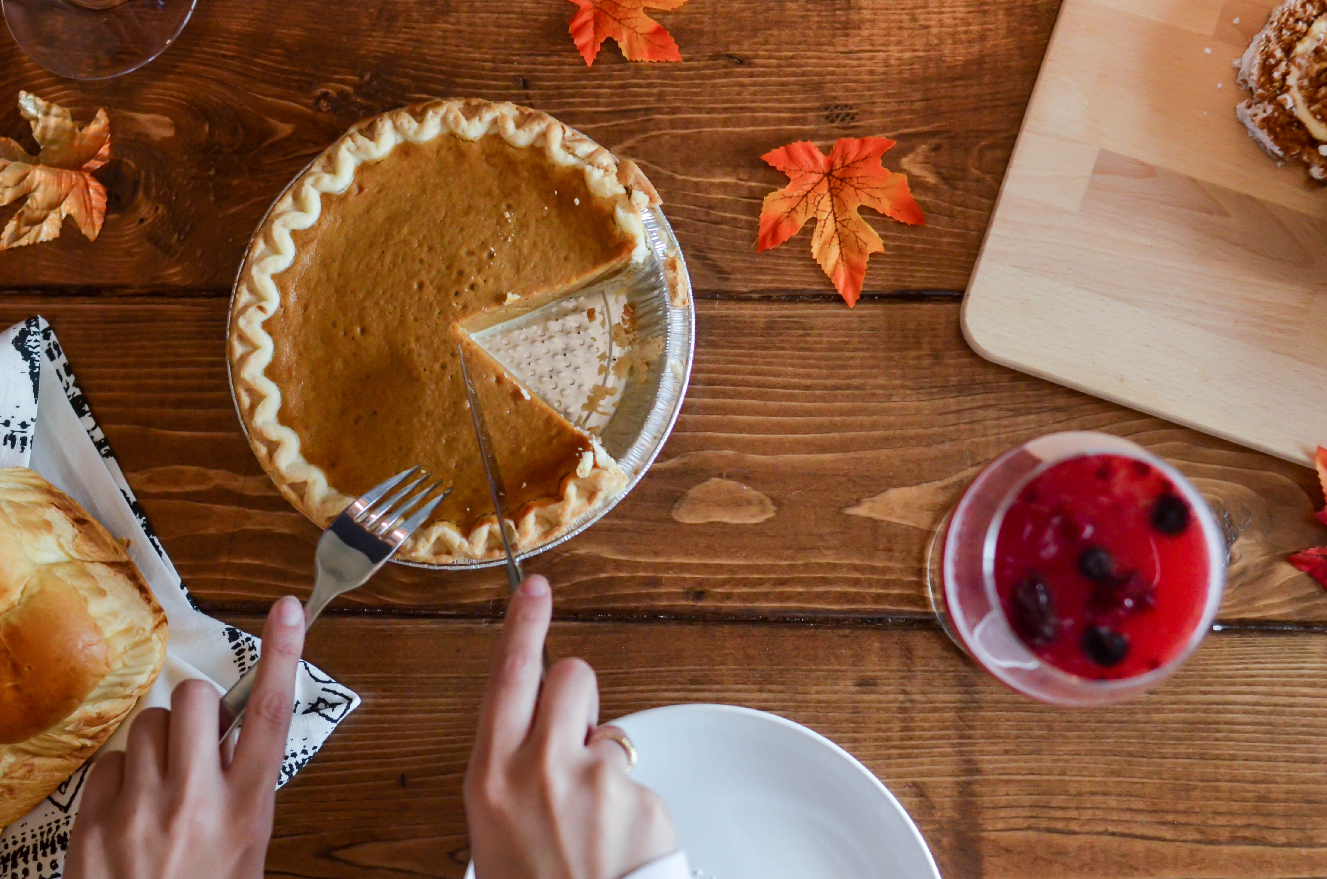 fall pie holiday thanksgiving indulging