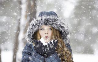 vitamin d winter snow