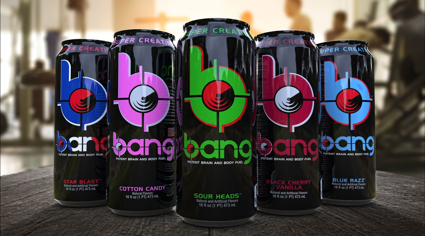 Bang Energy Drinks