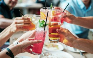 alcohol drinks toast