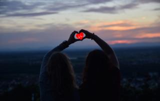 love benefits health