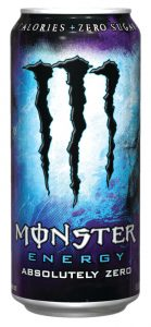 monster absolutely zero calories