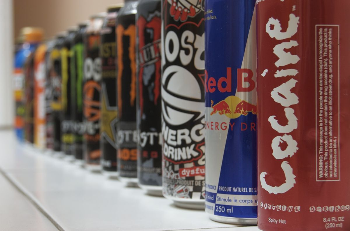 zero calorie energy drinks